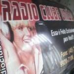 Logo da emissora Rádio Clube União