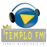 Logo da emissora Fé em Deus FM
