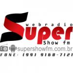 Logo da emissora Rádio Super Show FM