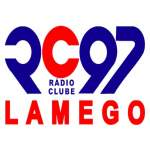Logo da emissora Rádio Clube de Lamego 97.0 FM