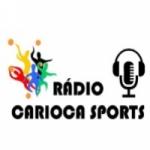 Logo da emissora Rádio Carioca Sports