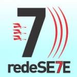 Logo da emissora Rádio Rede Sete