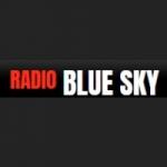 Logo da emissora Radio Blue Sky