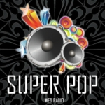 Logo da emissora Super POP Web