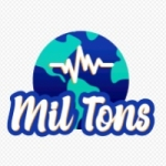 Logo da emissora Rádio Web Mil Tons