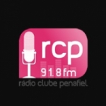 Logo da emissora Rádio Clube de Penafiel 91.8 FM