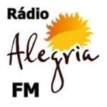 Logo da emissora Alegria FM