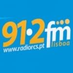Logo da emissora Rádio Clube de Sintra 91.2 FM
