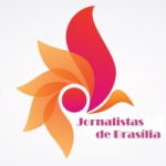 Logo da emissora Rádio Jornalistas de Brasília