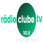 Logo da emissora Rádio Clube 101.8 FM