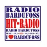 Logo da emissora Bardufoss 100.3 FM