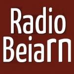 Logo da emissora Beiarn 104.3 FM