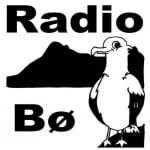 Logo da emissora Bo 107.6 FM