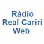 Logo da emissora Rádio Real Cariri Web