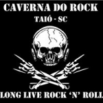 Logo da emissora Web Rádio Caverna do Rock