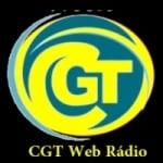 Logo da emissora CGT Web Rádio -  O Canal dos Bons Tempos