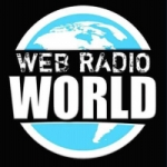 Logo da emissora Web Rádio World