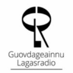 Logo da emissora Guovdageainnu Lagasradio 105 FM