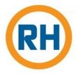 Logo da emissora Haugaland 105.6 FM