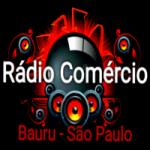 Logo da emissora Rádio Comércio Bauru