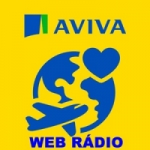 Logo da emissora Aviva Web Rádio Fortaleza