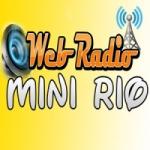 Logo da emissora Web Rádio Mini Rio