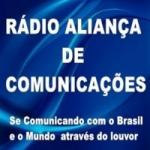 Logo da emissora Aliança de Comunicações