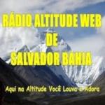 Logo da emissora Altitude Web