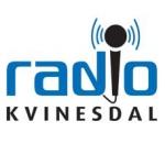 Logo da emissora Kvinesdal 101.2 FM