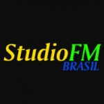 Logo da emissora Studio Brasil
