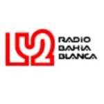 Logo da emissora Radio Bahía Blanca 840 AM
