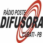 Logo da emissora Rádio Poste Difusora