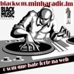 Logo da emissora Blacksom