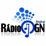 Logo da emissora Rádio GN Digital