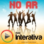 Logo da emissora Rádio Nova Interativa