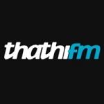 Logo da emissora Rádio Thathi 91.3 FM