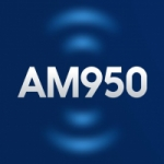 Logo da emissora Radio Belgrano 950 AM
