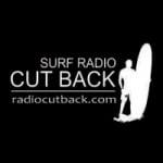 Logo da emissora Rádio Cut Back