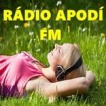 Logo da emissora Apodí FM News