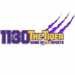 Logo da emissora Radio KWKH The Tiger 1130 AM