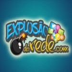 Logo da emissora Explosão da Rede