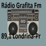 Logo da emissora Rádio Grafita Fm