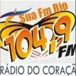Logo da emissora Rádio Sua FM Rio