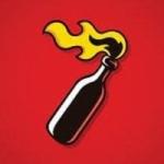 Logo da emissora Rádio Molotov Brasil