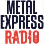 Logo da emissora Metal Express