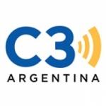 Logo da emissora Radio Cadena 3 99.1 FM