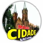 Logo da emissora Rádio Cidade Vacaria