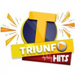 Logo da emissora Rádio Triunfo Hits