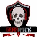 Logo da emissora Rádio Gera Rock