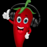 Logo da emissora Pimentas FM